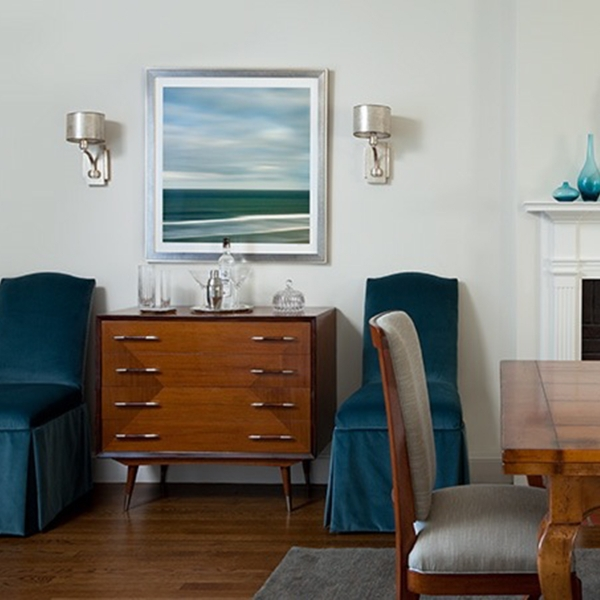 Dining Room with Seacoast 47